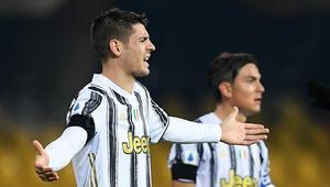 Juventusta Cristiano Ronaldo yok, galibiyet de yok
