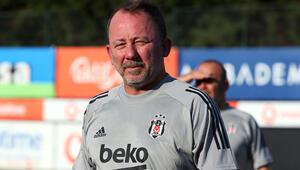 Son Dakika Haberi | Beşiktaşta Sergen Yalçın'dan videolu motivasyon