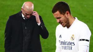 Real Madrid hem maçı hem Hazardı kaybetti