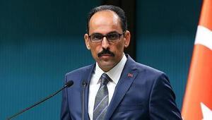 Cumhurbaşkanlığı Sözcüsü Kalından CHPli vekile tepki