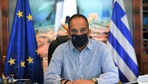 Koronavirüse yakalanan Yunanistan Denizcilik Bakanı hastaneye kaldırıldı