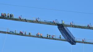 Yüksekliği Eyfel Kulesini geçti... Dünyanın en büyüğü olacak