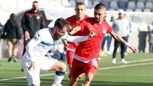 Ankara Keçiörengücü 1-0 Adana Demirspor