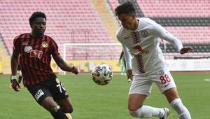 Eskişehirspor: 0 - Altınordu: 2