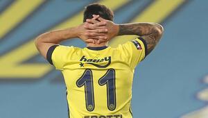 Fenerbahçede Perotti şoku