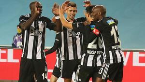 Fenerbahçe 3-4 Beşiktaş (Maçın özeti ve golleri)