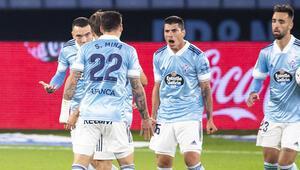 Okay Yokuşlu kırmızı gördü, Celta Vigo kazandı
