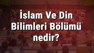 İslam Ve Din Bilimleri Bölümü nedir ve mezunu ne iş yapar Bölümü olan üniversiteler, dersleri ve iş imkanları