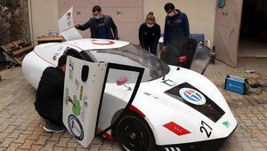 Üniversite öğrencileri pes etmedi, yeni bir otomobil geliştiriyor