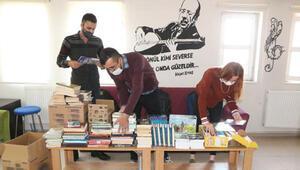 Sırtımdaki Kütüphane projesiyle 6 bin 200 çocuğa ulaştılar