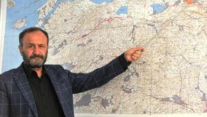 Son dakika... Haritada göstererek uyardı: 7 üzeri depremin habercisi