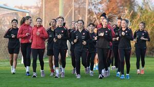 A Milli Kadın Futbol Takımımız, Rusyayı konuk edecek 2022 Avrupa Şampiyonası Elemeleri...
