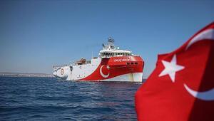 Son dakika... Oruç Reis Antalya Limanına döndü