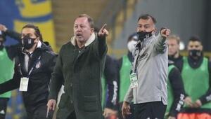 Beşiktaştan tarihi galibiyet 15 yıl sonra Sergen Yalçın ve Murat Şahin...