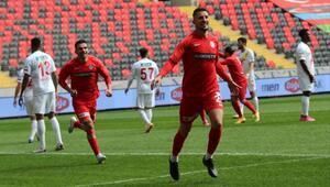 Gaziantep FK iç sahada 318 gündür yenilmiyor