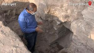 Roma dönemine ait 1800 yıllık atık su kanalı bulundu