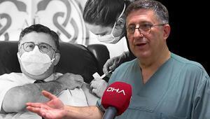 Son dakika haberler: Koronavirüs aşı gönüllüsü profesörden dikkat çeken uyarı