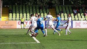 Bodrumspor fren yaptı Son 2 maçta 1 puan...