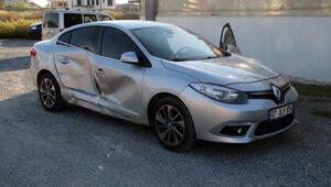Manavgatta kaza: 2 yaralı