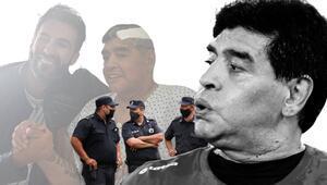 Son dakika haberi | Polis, Maradonanın doktorunun kliniğini bastı | Hemşirenin yalanı ortaya çıktı