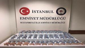 İstanbulda sahte para operasyonunda gözaltına alınan 5 kişi tutuklandı