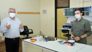 Astım hastaları için uyarıcı cihaz geliştirdi