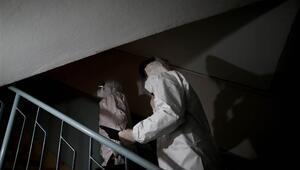 Koronavirüsle mücadelede Bursa'da 210 filyasyon ekibinin zorlu görevi