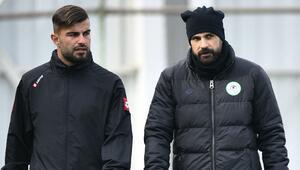 Konyaspor, BB Erzurumspor hazırlıklarına 7 eksikle başladı