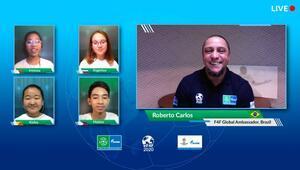 100den fazla ülkeden çocuklar, Çevrimiçi «Football for Friendship» Dünya Kupasına katılacaklar