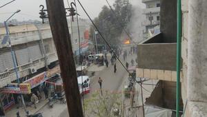 Son dakika haberler: Suriyede bomba yüklü saldırı Yaralılar var