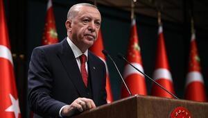 Son dakika haberi: Cumhurbaşkanı Recep Tayyip Erdoğan yeni koronavirüs tedbirlerini açıkladı