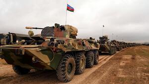 Son dakika haberi: MSB paylaştı Kardeş Azerbaycan Ermenistan işgali altındaki Laçine girdi