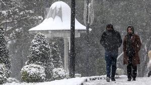 Edirnede yağış başladı İstanbula kar ne zaman yağacak MGM 1 Aralık il il hava durumu tahminleri