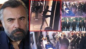 Saldırı anı kamerada Eşkıya Dünyaya Hükümdar Olmaz çalışanları dehşeti yaşadı...