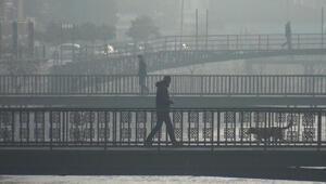 Halk nefes almakta zorlanıyor Hava kirliliği en kötü seviyede