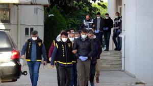 Adana'da aranan 28 hükümlü yakalandı