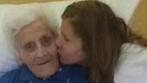9 ayda 3 kez korona olan 101 yaşındaki kadın iyileşti