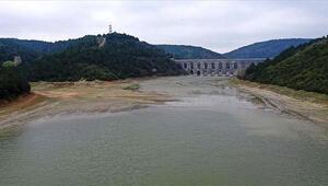 İstanbulun barajlarındaki su seviyesi yüzde 25in altına indi