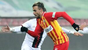 Kayserispor galibiyeti unuttu 3 puan hasret 5 maça çıktı...