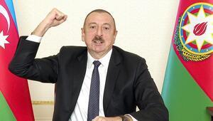 SON DAKİKA HABERİ: Düşmanı topraklarımızdan kovduk Azerbaycan Cumhurbaşkanı Aliyevden önemli açıklamalar..