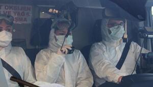 Son Dakika: 112 çalışanları, koronavirüs salgınında yaşadıkları zorlukları anlattı