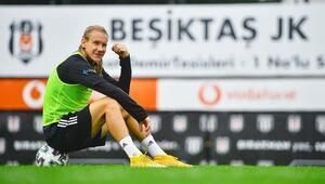 Son dakika haberi | Beşiktaşta Domagoj Vida geri döndü