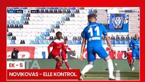 Antalyaspordan hakem hatalarına sert tepki