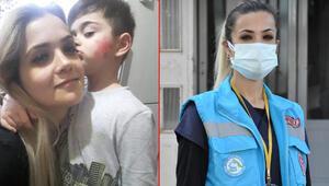 Koronavirüs nedeniyle hemşire anneden çocuğunun velayeti alınmıştı Babanın sözleri ortaya çıktı