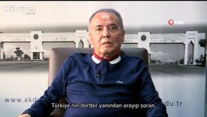 Antalya Büyükşehir Belediye Başkanı Muhittin Böcek, 106 gün sonra kamera karşısına geçti