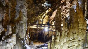 Karaca Mağarası bu sezon 50 bini aşkın ziyaretçiyi ağırladı