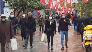 Son dakika haberleri... Kocaelinde uyarılara uyulmadı, son bir ayda binlerce kişiye ceza kesildi Harita kırmızıya döndü