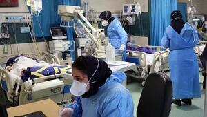 İranda son 24 saatte 382 kişi Kovid-19dan hayatını kaybetti