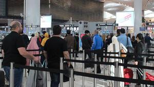 Antalyaya gelen turist sayısı 3 milyon 382 bin 485e ulaştı