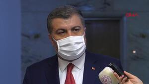 Son dakika haberler: Sağlık Bakanı Koca koronavirüs aşısı için tarih verdi